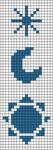 Alpha pattern #39207 variation #146405