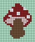 Alpha pattern #80629 variation #146523