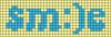 Alpha pattern #60503 variation #146596