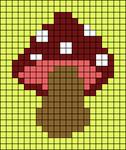 Alpha pattern #80629 variation #146624