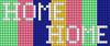 Alpha pattern #79565 variation #146628