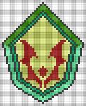 Alpha pattern #69484 variation #146665
