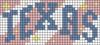 Alpha pattern #72823 variation #146711