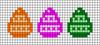 Alpha pattern #80063 variation #146751