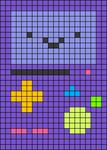 Alpha pattern #47412 variation #146759