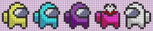 Alpha pattern #56957 variation #146830