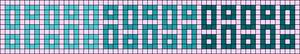 Alpha pattern #54067 variation #146983