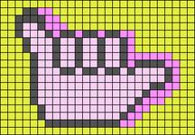 Alpha pattern #66799 variation #147035