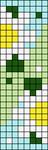 Alpha pattern #80836 variation #147061