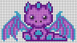 Alpha pattern #41717 variation #147247
