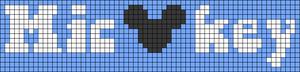 Alpha pattern #80986 variation #147280