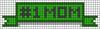 Alpha pattern #51982 variation #147300