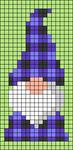 Alpha pattern #63781 variation #147310