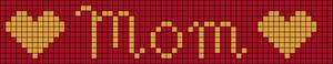 Alpha pattern #24618 variation #147426