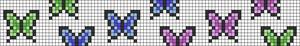 Alpha pattern #34546 variation #147440