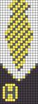 Alpha pattern #80120 variation #147446