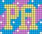Alpha pattern #80952 variation #147449