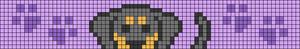 Alpha pattern #56579 variation #147491