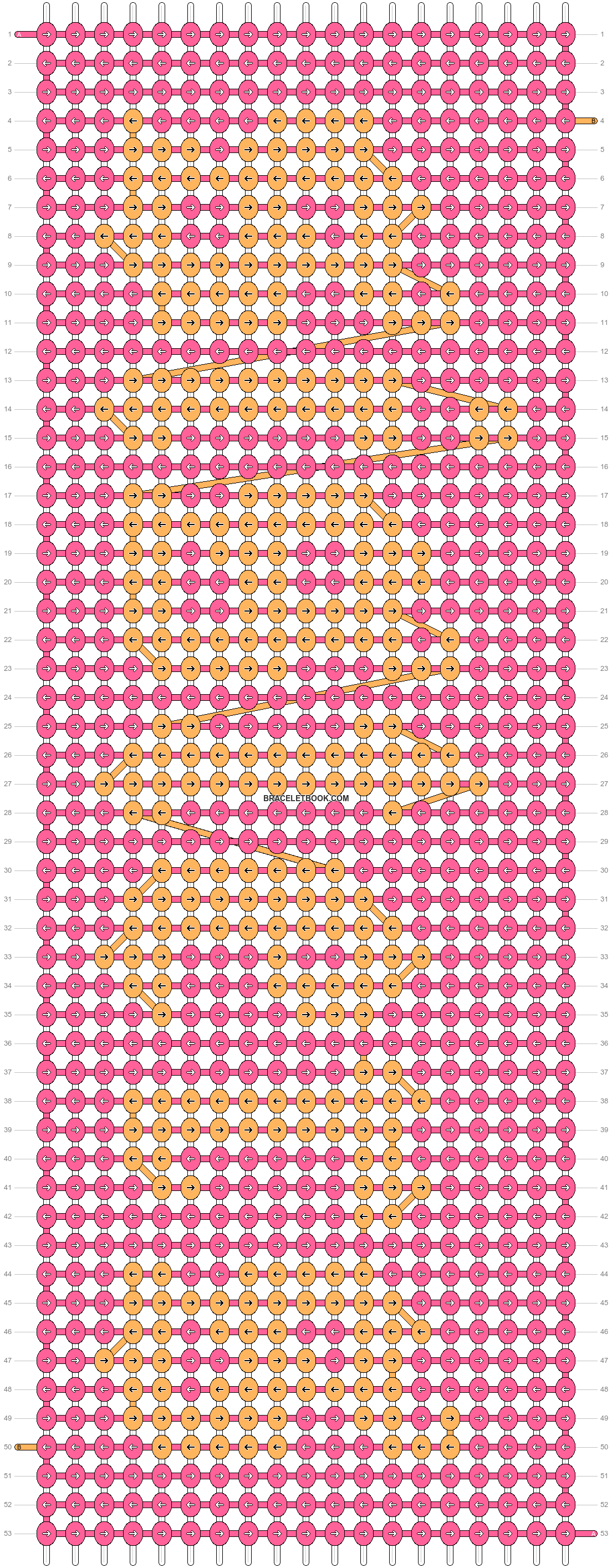 Alpha pattern #62874 variation #147493 pattern