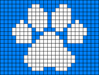 Alpha pattern #46775 variation #147510