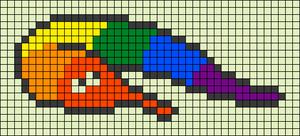 Alpha pattern #29411 variation #147518