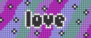 Alpha pattern #78783 variation #147548