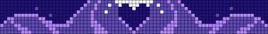 Alpha pattern #66344 variation #147550