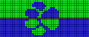 Alpha pattern #81247 variation #147679