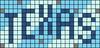Alpha pattern #76037 variation #147699