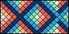 Normal pattern #31612 variation #147850