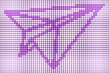 Alpha pattern #81413 variation #147899