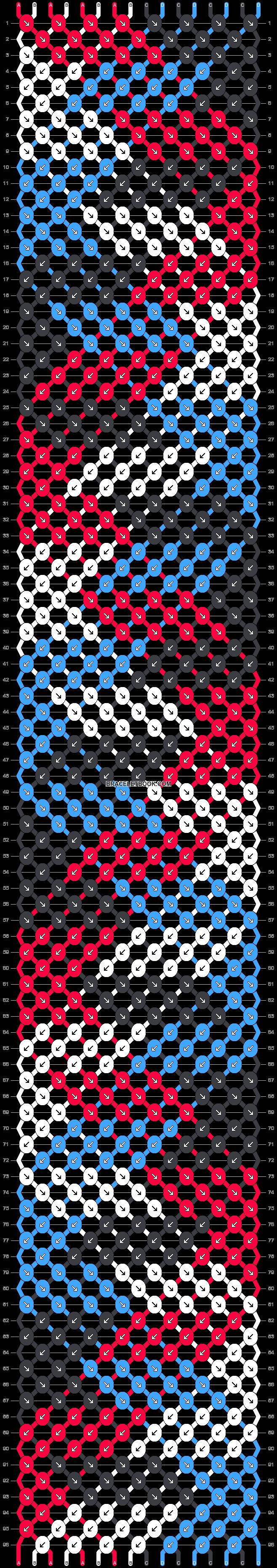 Normal pattern #27124 variation #147945 pattern