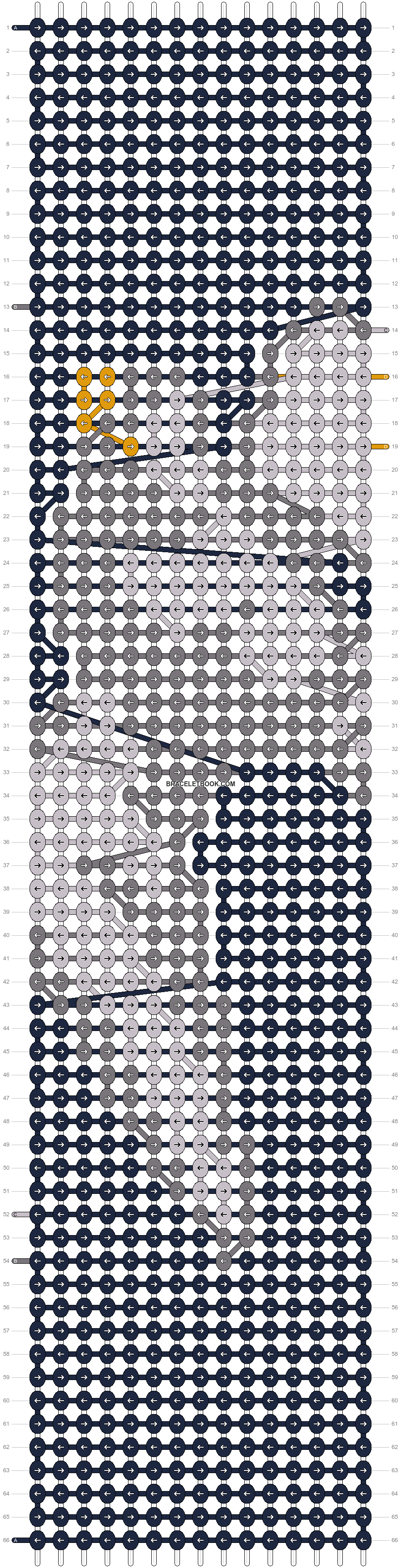 Alpha pattern #81436 variation #147975 pattern