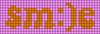 Alpha pattern #60503 variation #148011