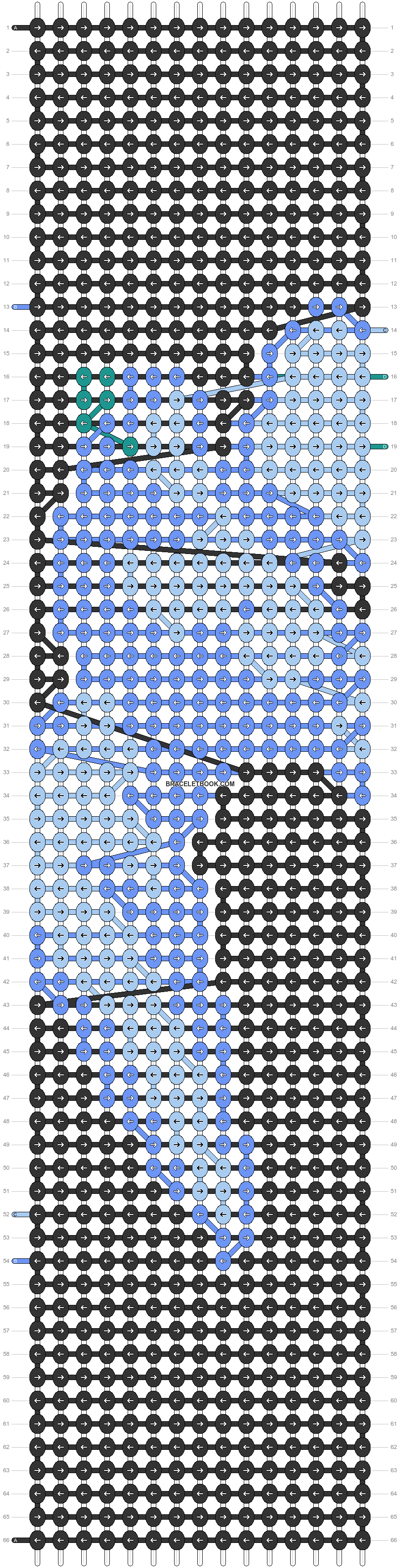 Alpha pattern #81436 variation #148074 pattern