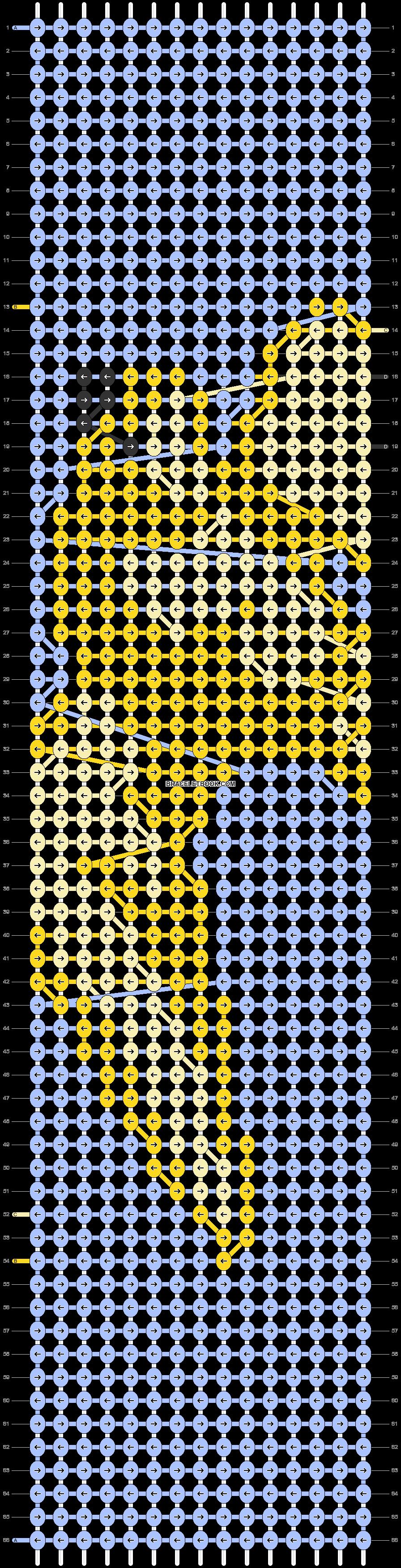Alpha pattern #81436 variation #148077 pattern