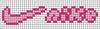 Alpha pattern #79661 variation #148101