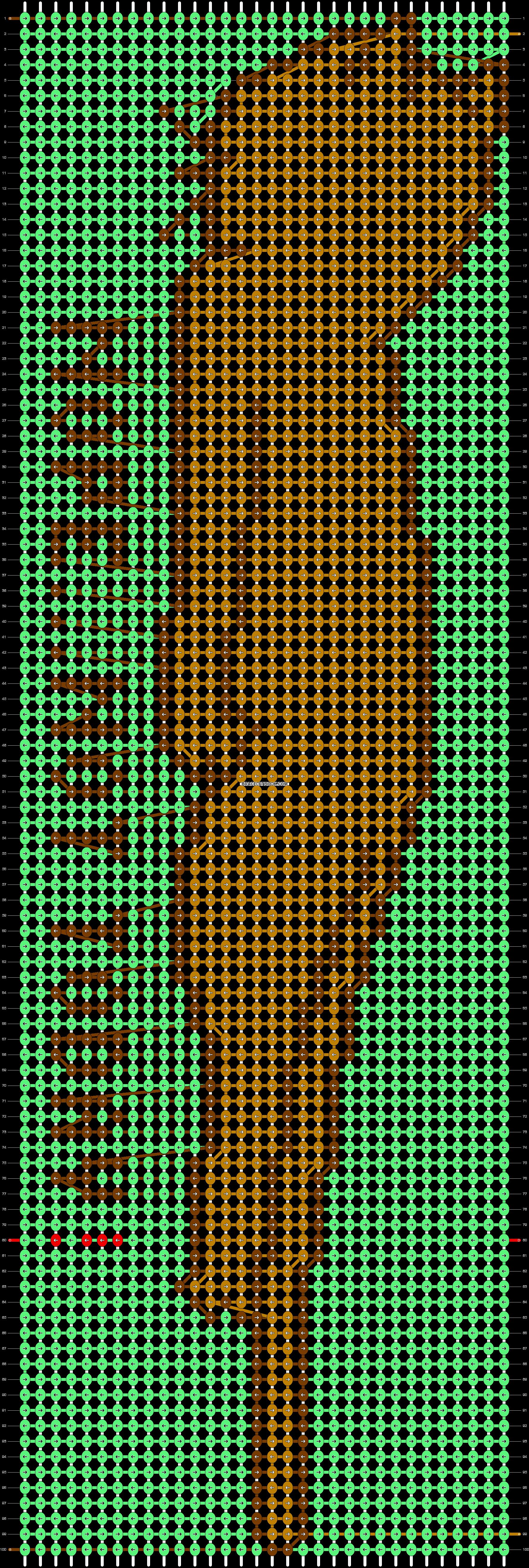 Alpha pattern #81520 variation #148121 pattern