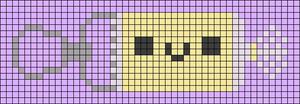 Alpha pattern #77782 variation #148131