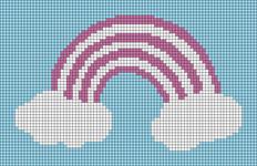 Alpha pattern #81435 variation #148157