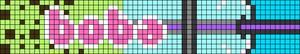 Alpha pattern #80861 variation #148191