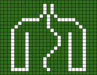 Alpha pattern #81465 variation #148192
