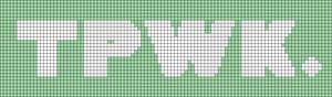 Alpha pattern #38063 variation #148215