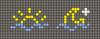 Alpha pattern #38322 variation #148226