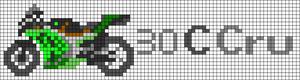 Alpha pattern #81394 variation #148268