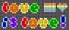 Alpha pattern #81595 variation #148349
