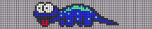 Alpha pattern #80890 variation #148388