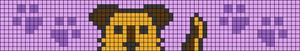 Alpha pattern #78232 variation #148424
