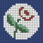 Alpha pattern #62544 variation #148448