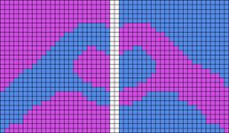 Alpha pattern #77500 variation #148594